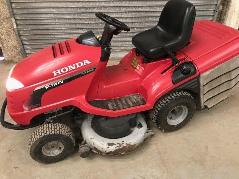 Honda Ride On Mower 2620