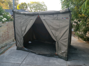 OZTENT RV5 tent plus side Awnings and Front Panel. & OZTENT RV5 tent plus side Awnings and Front Panel. | Camping ...