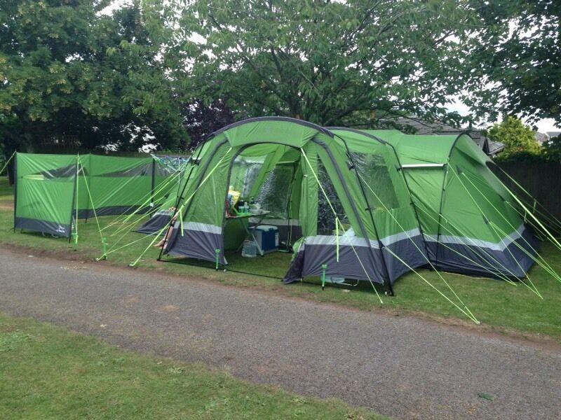 10 man Tent. Hi gear kalahari 10 elite brand new & 10 man Tent. Hi gear kalahari 10 elite brand new | in Gloucester ...