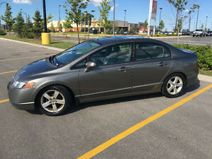 2008 Honda Civic EX L Sedan