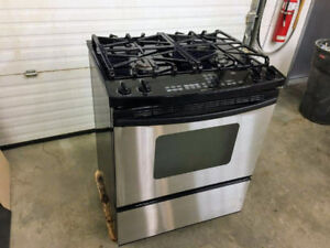 KitchenAid Superba Gas Range And Oven