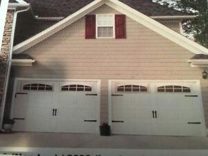 Garage Door Repair / Broken Springs u0026 Afforable Rates Barrie & Garage Door and Remote Opener Services in Barrie | Skilled trades ... pezcame.com