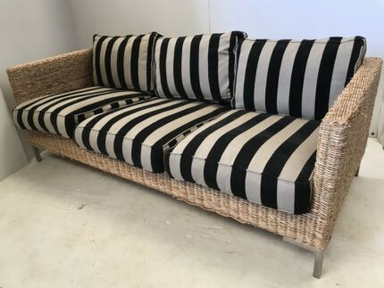 Indoor/outdoor 3 Seater Sofa#3664 Part 28