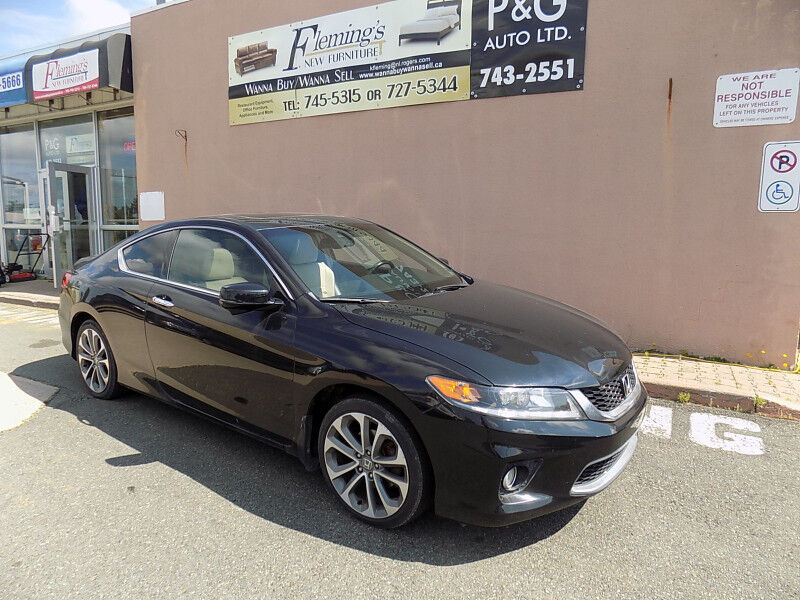 2014 Honda Accord V6 Coupe 145K $ 11,500.00 Call 727 5344 | Cars U0026 Trucks |  St. Johnu0027s | Kijiji