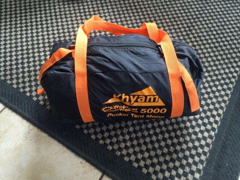 Khyam pocket tent mono & Khyam pocket tent mono | in Salisbury Wiltshire | Gumtree