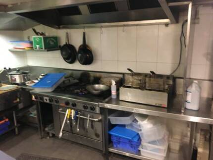 Commercial Kitchen For Rent With Good Equipment In Darlington