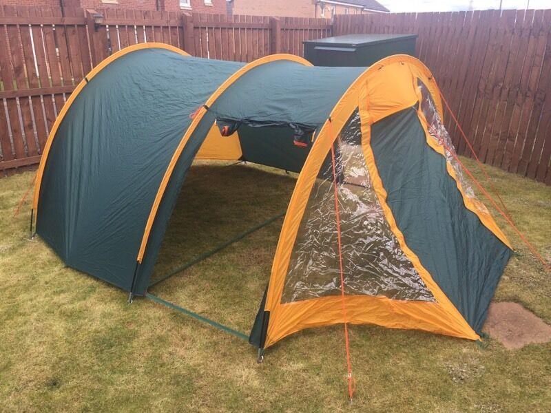 Outbound Canyon 4 Tent & Outbound Canyon 4 Tent | in Cambuslang Glasgow | Gumtree