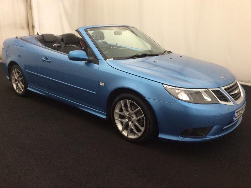 SAAB 9 3 VECTOR SPORT 1.9TiD CONVERTIBLE 2009u003e PRICE REDUCEDu003cu003eLOOKS+DRIVES  GREAT