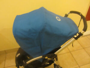 bugaboo bee 2006-2009 canopy Hood Blue & Bugaboo Bee | Buy u0026 Sell Items From Clothing to Furniture and ...
