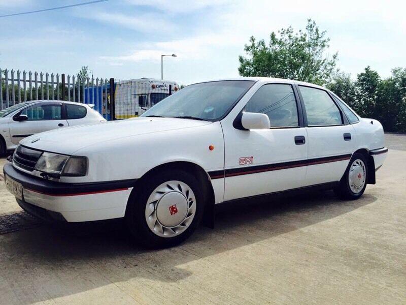 1990 Vauxhall Cavalier Sri 130