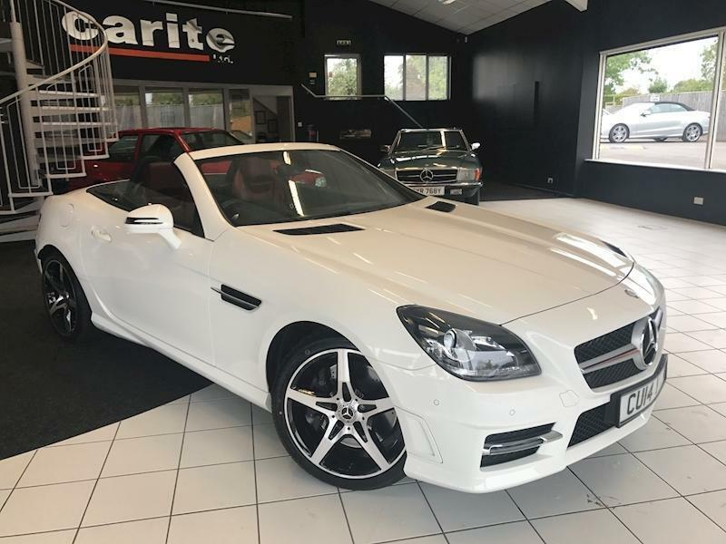 Wonderful Mercedes Slk Slk200 Blueefficiency Amg Sport Convertible 1.8 Automatic  Petrol