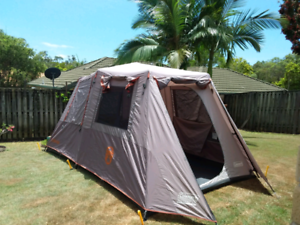 Coleman Instant Up 8 Person Tent & Coleman Instant Up 8 Person Tent | Camping u0026 Hiking | Gumtree ...