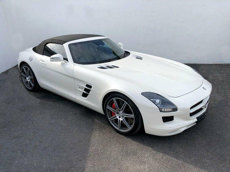 2000 62 MERCEDES BENZ SLS 6.2 SLS 63 AMG ROADSTER 2D AUTO   PX/FINANCE  POSSIBLE