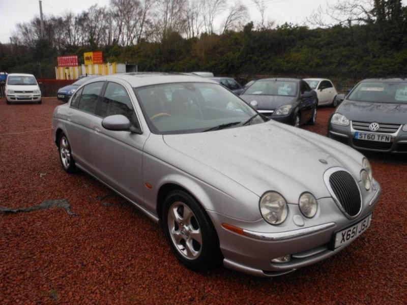 2000 X JAGUAR S TYPE 3.0 SE V6 4D AUTO 240 BHP