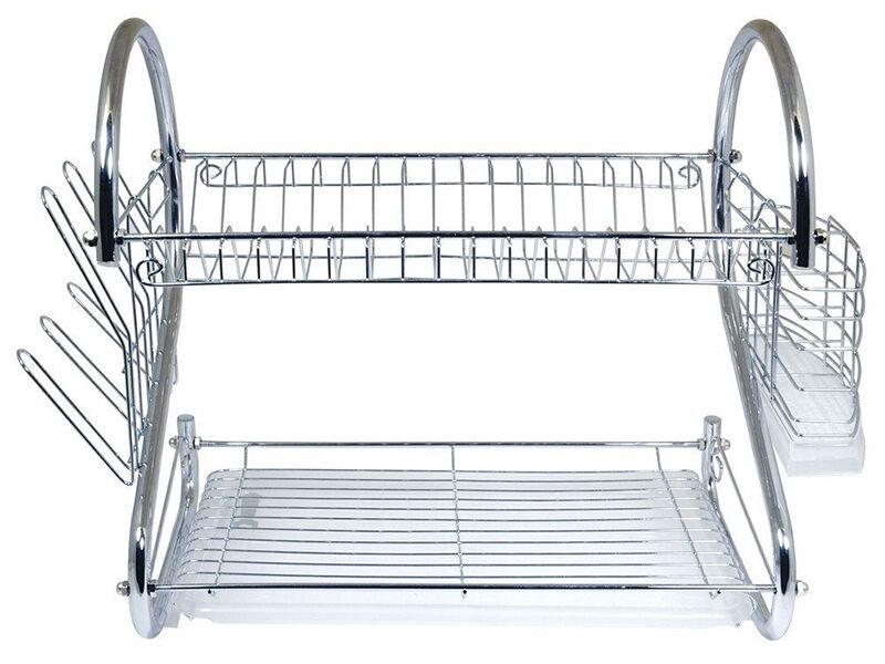 metal dish drying racks