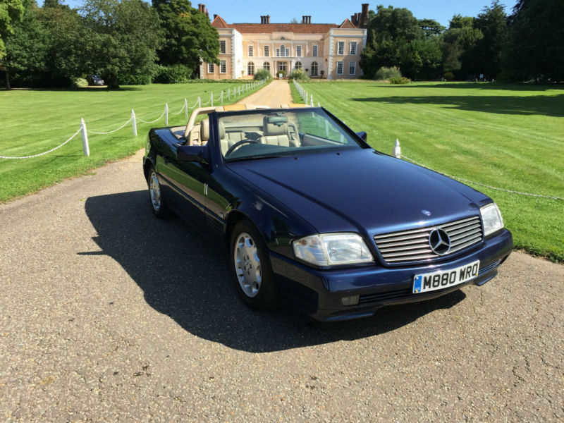 Mercedes Benz SL280 2.8 Auto SL280 CLASSIC SPORTS CAR FSH