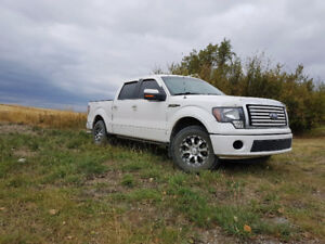 2011 Ford F-150 SuperCrew Lariat limited Pickup Truck & Trucks F150 For Ford   Buy or Sell New Used and Salvaged Cars ... markmcfarlin.com