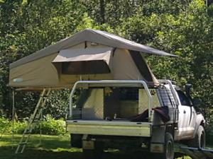 Kulkyne Roof top tent & Kulkyne Roof top tent | Camping u0026 Hiking | Gumtree Australia The ...
