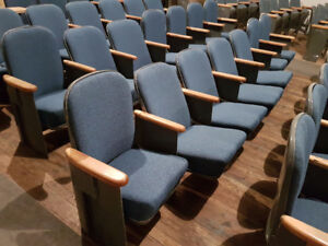 used theatre seats for sale