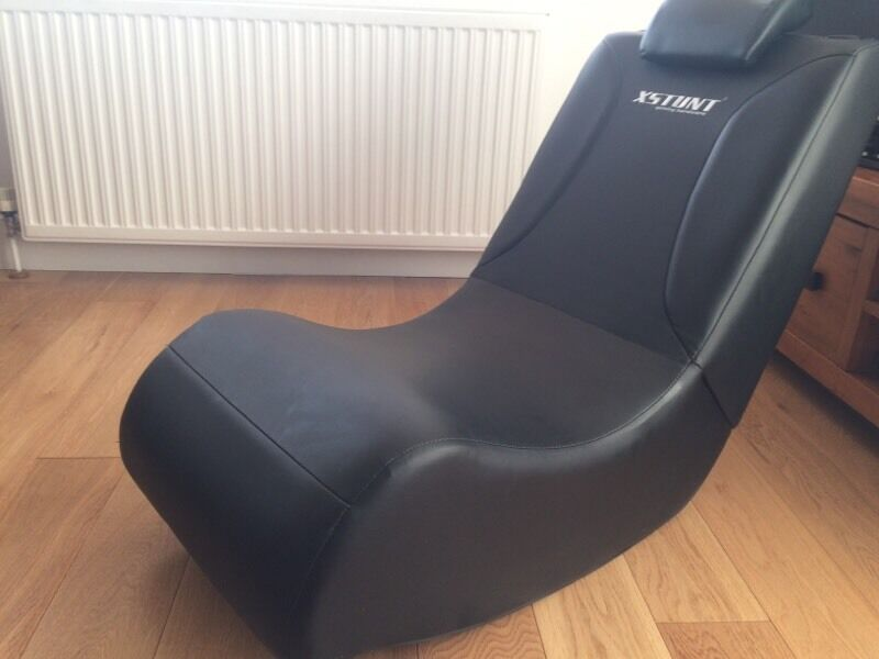 XSTUNT Gaming Chair - Model X-400W - Boxed - XBOX 360 / PS3 & XSTUNT Gaming Chair - Model X-400W - Boxed - XBOX 360 / PS3 | in ...