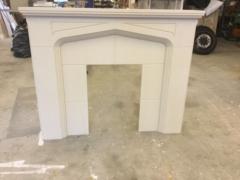 Lovely Stone Effect Fireplace Surrounds Part - 2: Stone Effect Fire Surround