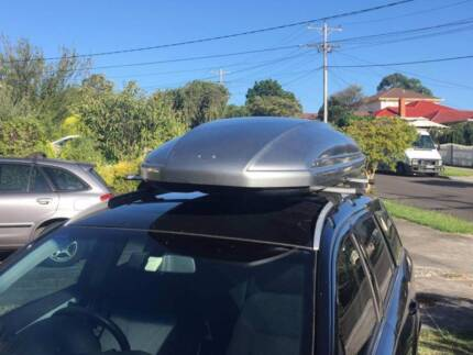 Holidays? Boot Not Big Enough? Rent 460 Ltr THULE Roof Box