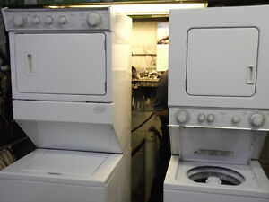 stack washer and dryer