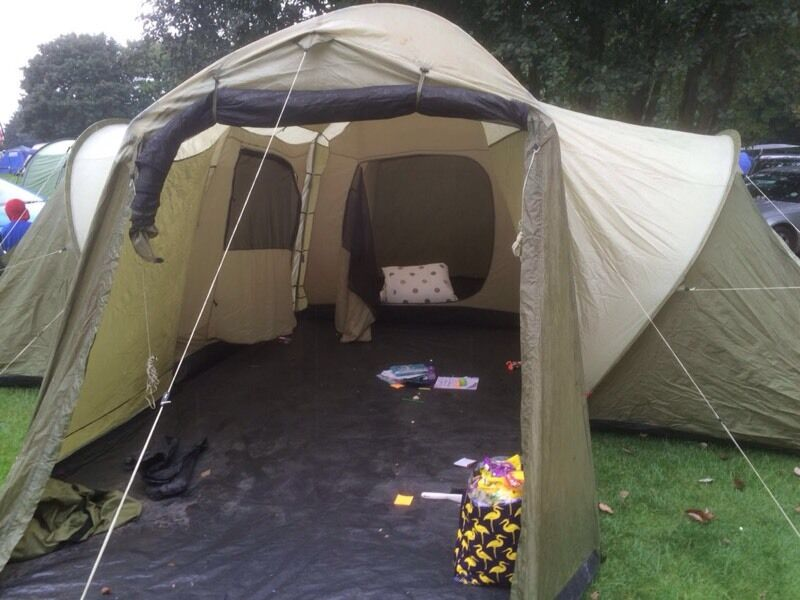 Coleman salt lake 9 man tent & Coleman salt lake 9 man tent | in Arnold Nottinghamshire | Gumtree