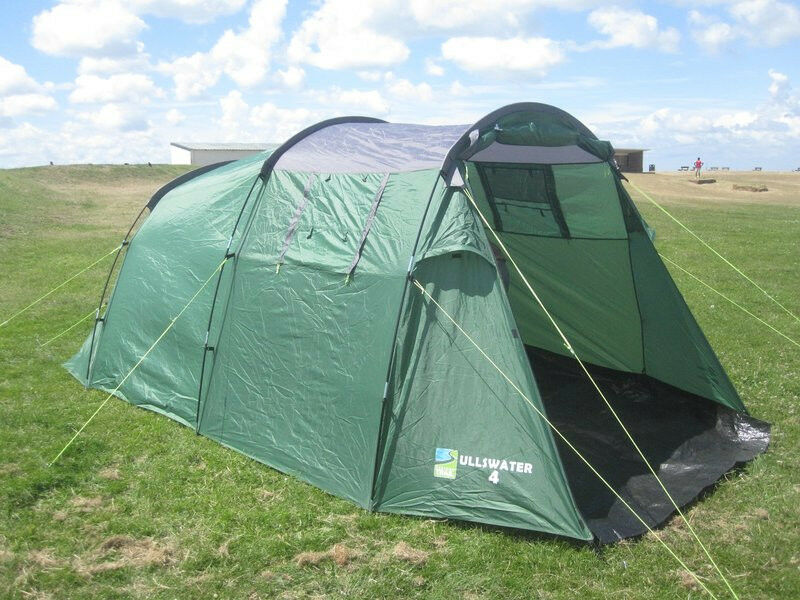 Freedom Trail Ullswater 4 Tent Four man Tent & Freedom Trail Ullswater 4 Tent Four man Tent | in Lee-on-the ...
