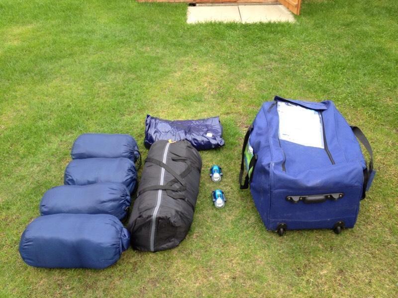 Halfords family tent pack & Halfords family tent pack | in Carnoustie Angus | Gumtree