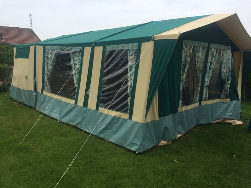 Conway Classic Trio Trailer Tent & Conway Classic Trio Trailer Tent | in York North Yorkshire | Gumtree