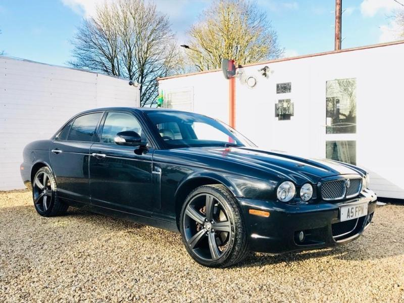 Captivating 2007 Jaguar XJ 2.7 TD Sport Premium 4dr