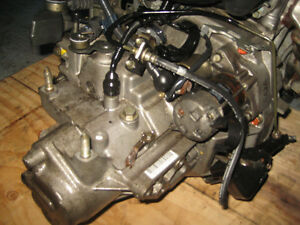 HONDA CRV CR V B20B 2.0L 4WD 5SPEED TRANSMISSION JDM B20Z MANUAL