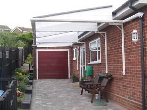 Canopy Brochure Cantilever/Traditional Carport/Garden & Carport Canopy | eBay