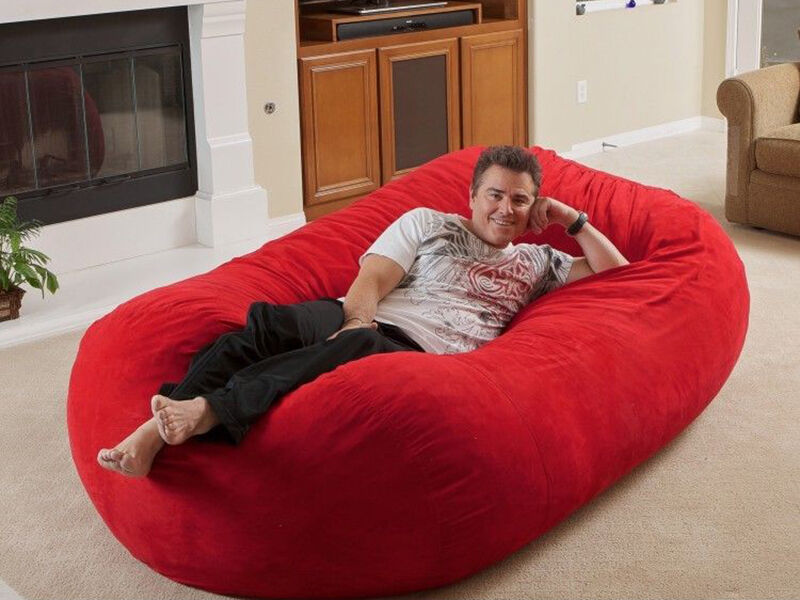 How To Make A Bean Bag Couch