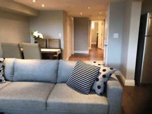 2 BR Basement Apartment Crosby Ave, Bayview Secondary School, Go