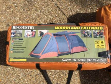 Hi Country 6 Person Extended Dome Tent & tents in Rosebud 3939 VIC | Camping u0026 Hiking | Gumtree Australia ...