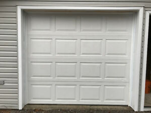 Richards Wilcox Brand Garage Door