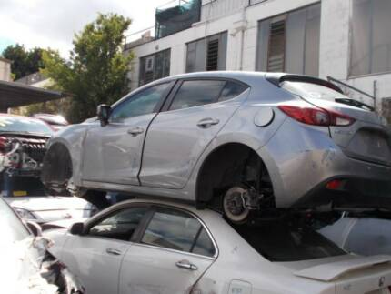 ALL PARTS FOR MAZDA 3 HATCHBACK 2016 !! LOW PRICED !!