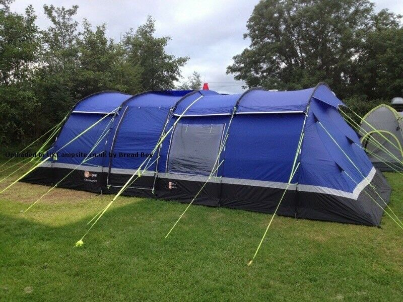 Kalahari 10 Man tent porch and carpet. Excellent condition. & Kalahari 10 Man tent porch and carpet. Excellent condition. | in ...