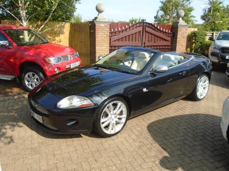 2006 56 Reg Jaguar XK Convertible 4.2 ( 300bhp ) Auto