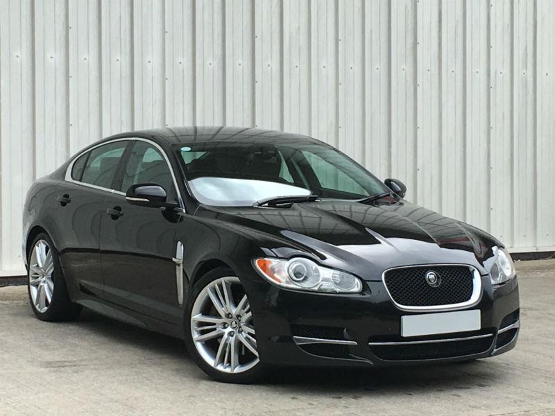 Jaguar XF 3.0TD V6 Auto 2010 S Portfolio XFR Upgrades Finance Available Px  Swap