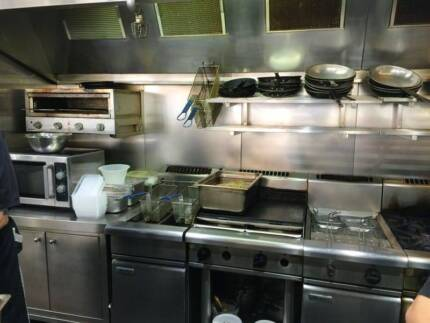 Sizeable Commercial Kitchen For Rent In Chatswood, Sydney