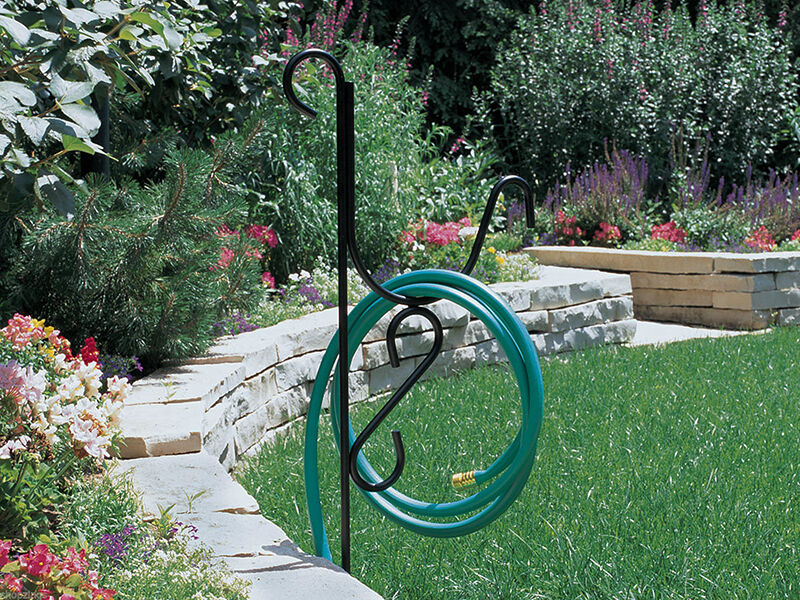 garden hose hanger. How To Make A Garden Hose Hanger