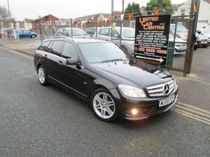 Mercedes Benz C Class 2.1CDI C220 Blue F Sport Estate 5d 2145cc Auto | In  Portsmouth, Hampshire | Gumtree