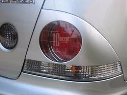 + NEW GENUINE JDM Lexus Rear Lamp Covers   IS200 IS300 Altezza