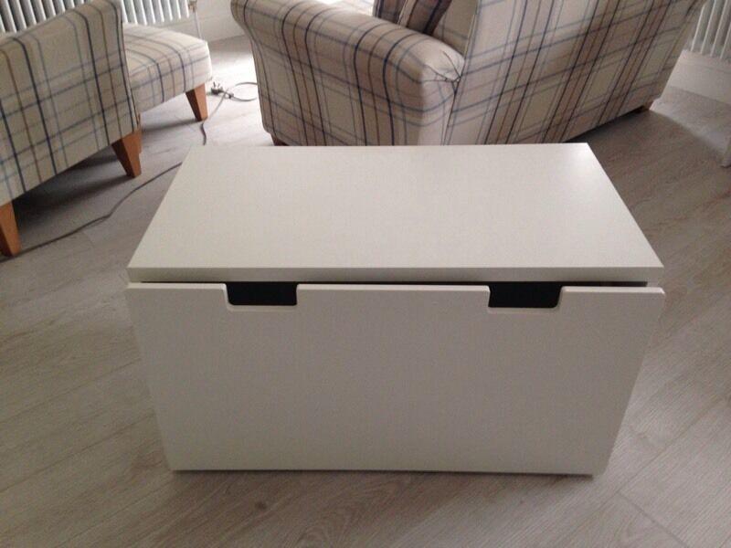 ikea stuva storage bench toy box