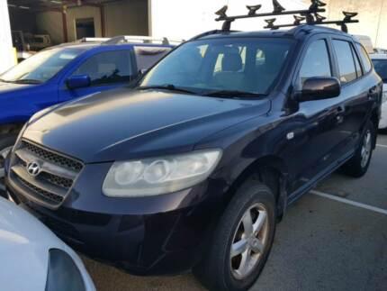 Hyundai Santa Fe Wrecking
