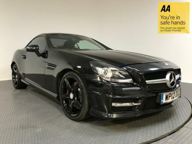 2012 12 MERCEDES BENZ SLK 2.1 SLK250 CDI BLUEEFFICIENCY AMG SPORT 2D AUTO  204 BH