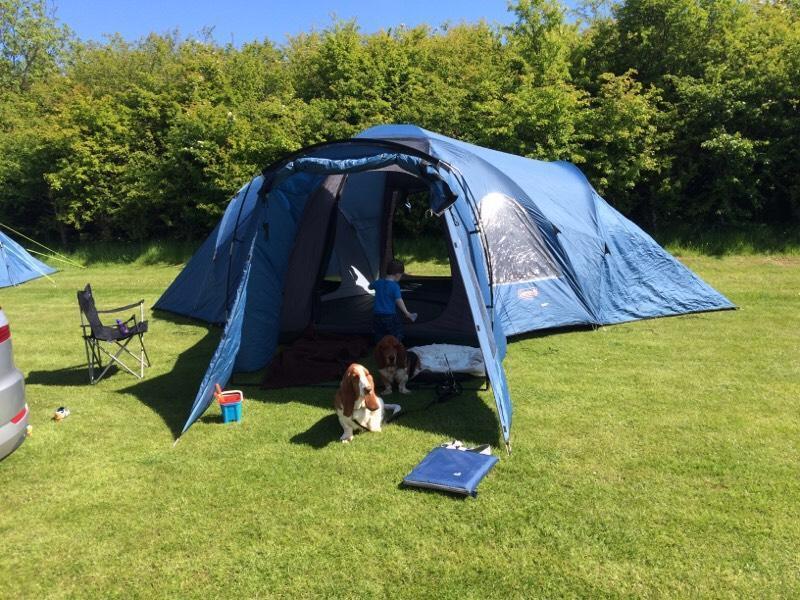 Coleman Michigan 9 Man Tent & Coleman Michigan 9 Man Tent | in Coatbridge North Lanarkshire ...